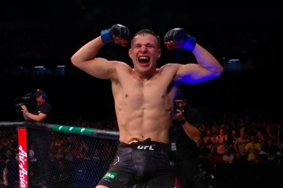 Kara-France UFC news
