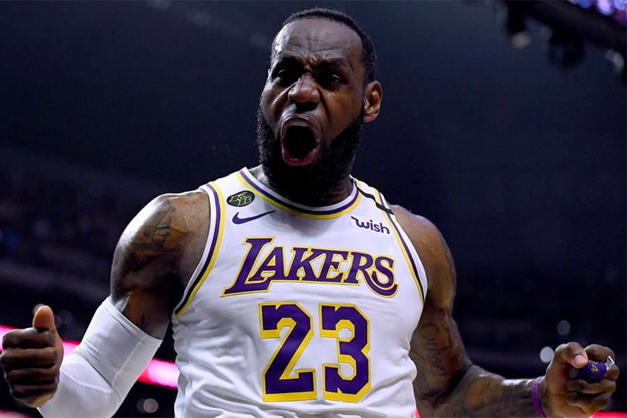 LeBron James NBA news