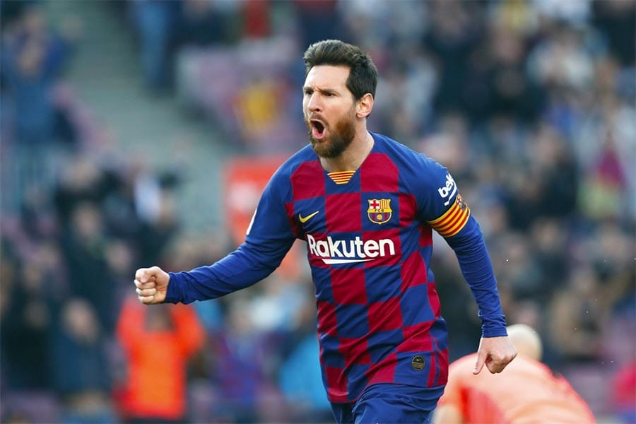 Messi football news