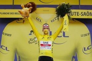 Pogacar cycling news