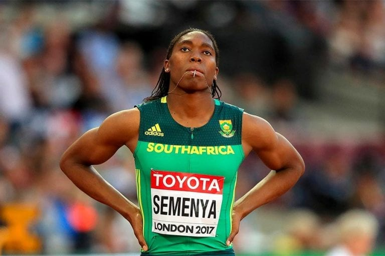 Semenya sports news