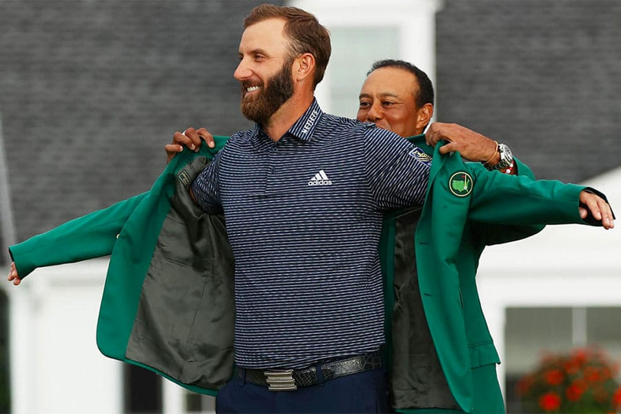 Dustin Johnson golf betting news