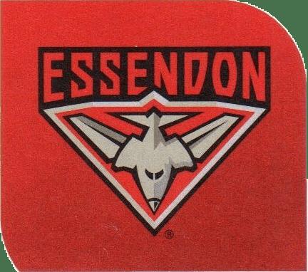 Essendon Bombers Team Logo