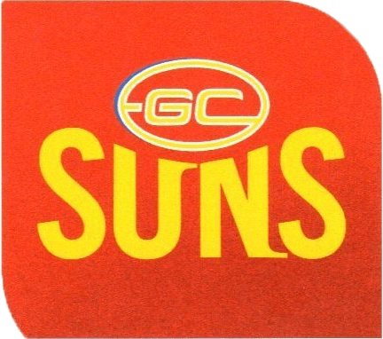 Gold Coast Suns Team Logo
