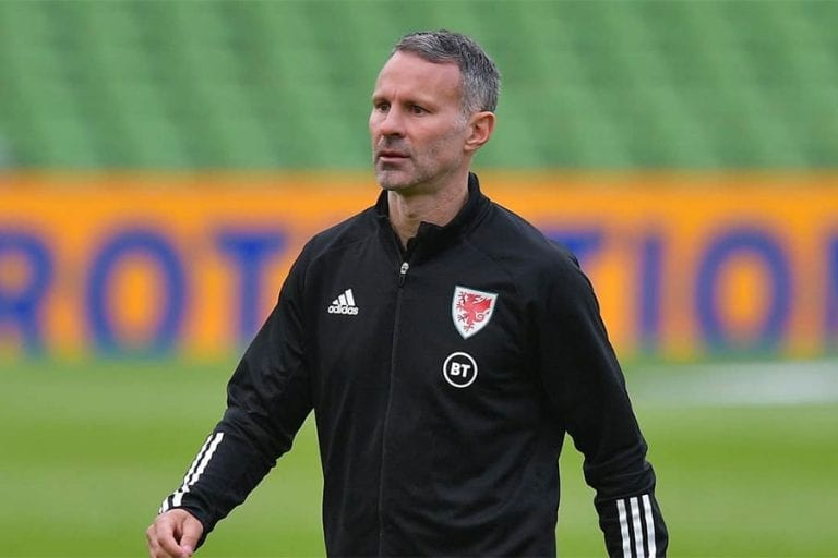 Ryan Giggs football news