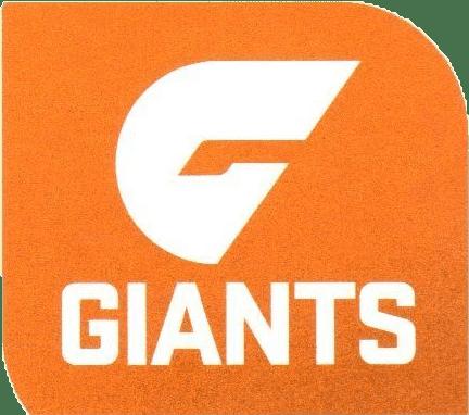 Greater Western (Sydney Giants Team Logo