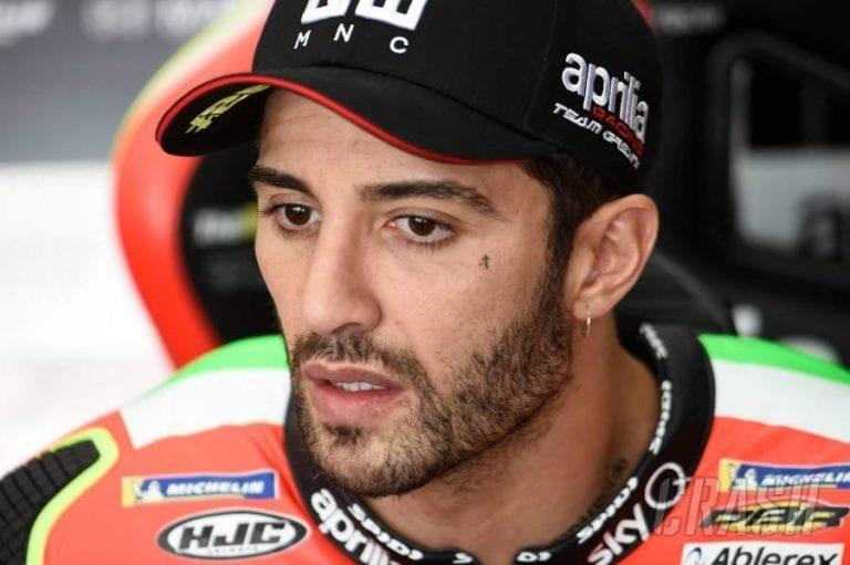 Iannone MotoGP news