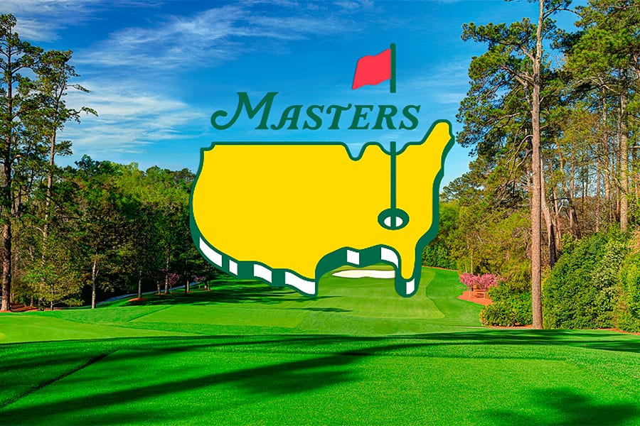 Masters golf betting