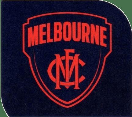 Melbourne Demons Team Logo