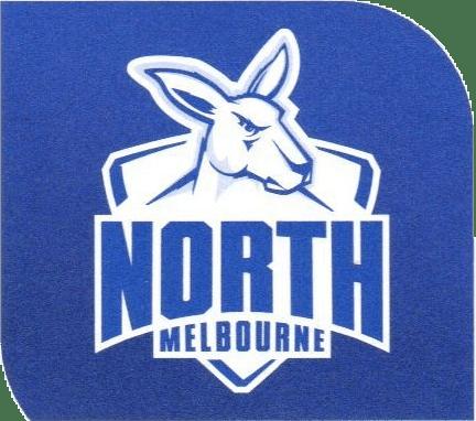 North Melbourne Team Logo