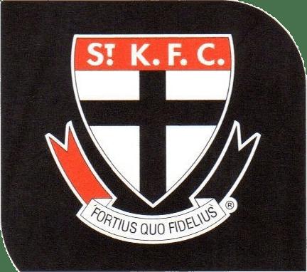 St Kilda Saints Team Logo