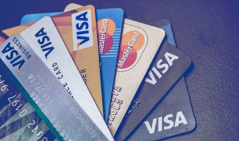 Credit Debit Card Deposits