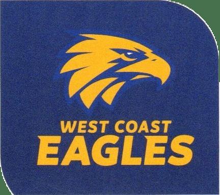 West Coast Eagles Team Logo