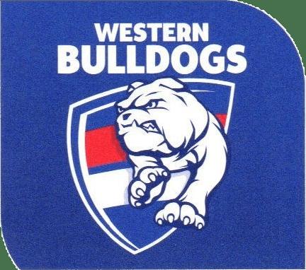Western Bulldogs Team Logo