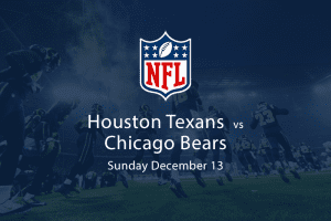 Texans vs Bears NFL Betting Preview & Picks