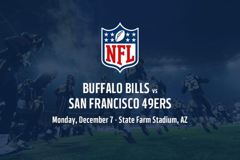 Bills vs 49ers NFL betting picks