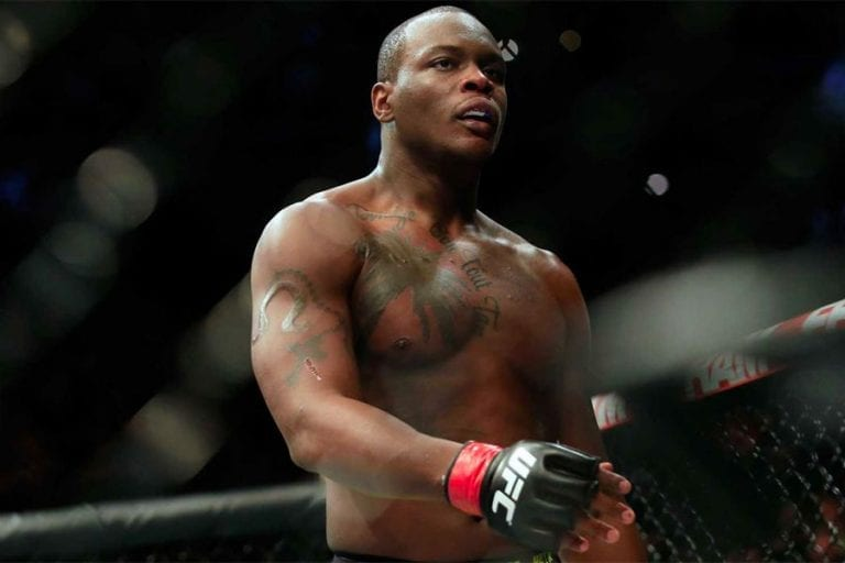 Saint Preux UFC betting
