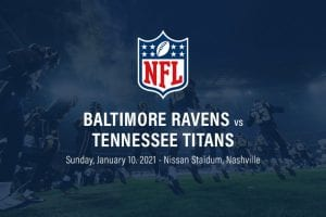 Baltimore Ravens @ Tennessee Titans Top Betting Picks & Odds