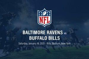 Baltimore Ravens @ Buffalo Bills Top Betting Predictions | NFL