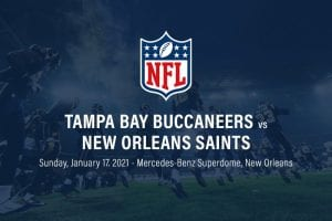 Tampa Bay Buccaneers @ New Orleans Saints Top Betting Tips | NFL