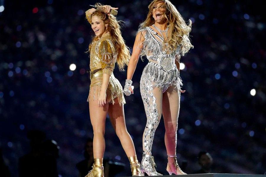 Super Bowl Halftime - Jennifer Lopez
