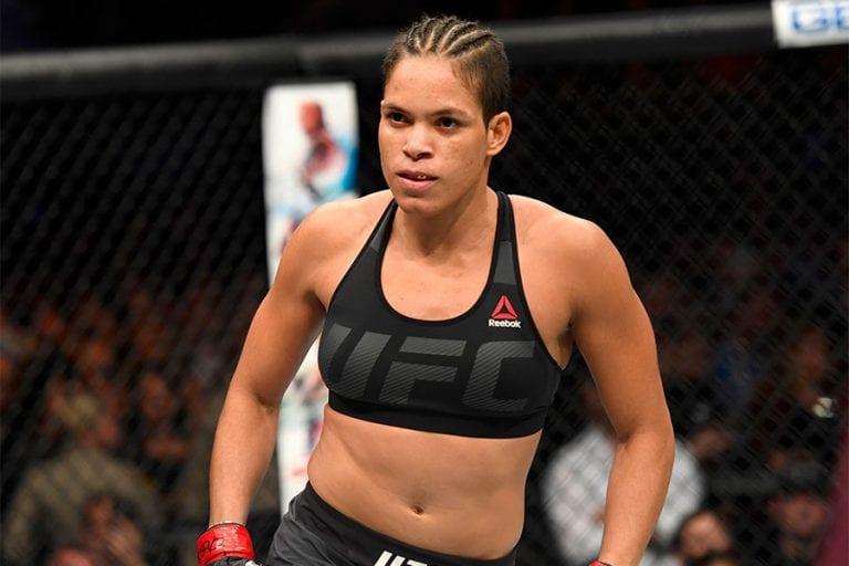 UFC star Amanda Nunes