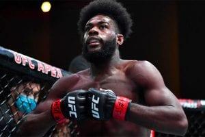 UFC star Aljamain Sterling