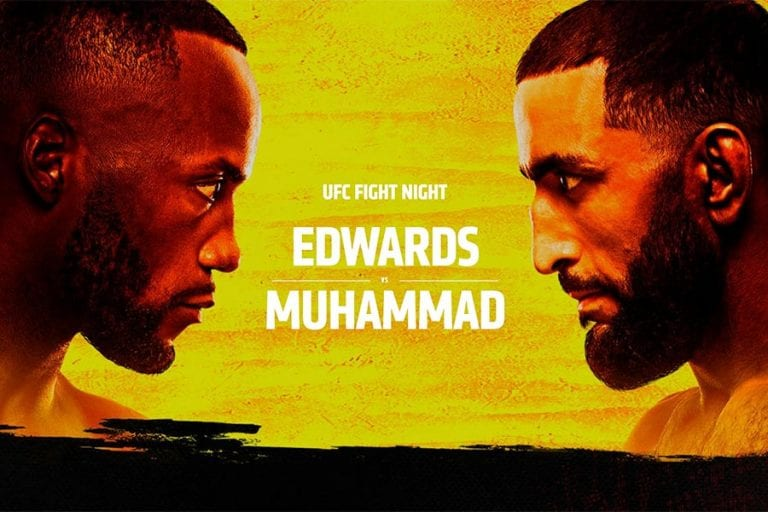 Leon Edwards vs Belal Muhammad