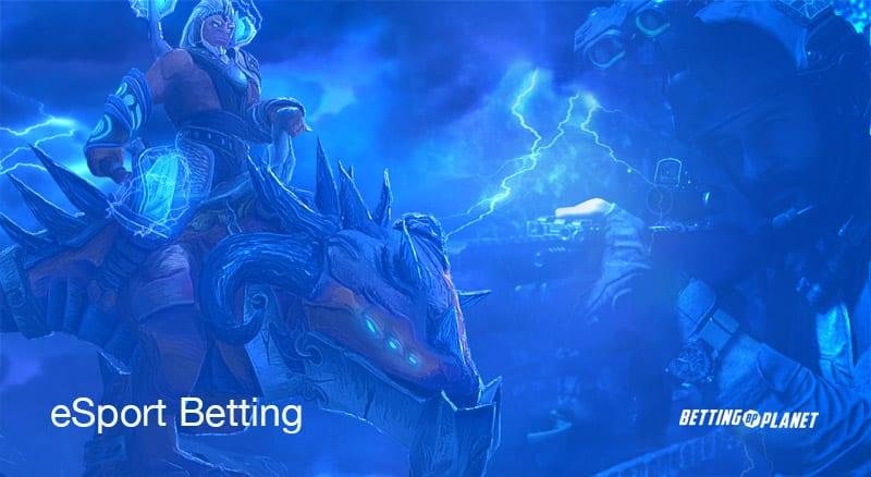 Esports betting online