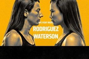 UFC Fight Night: Rodriguez vs Waterson