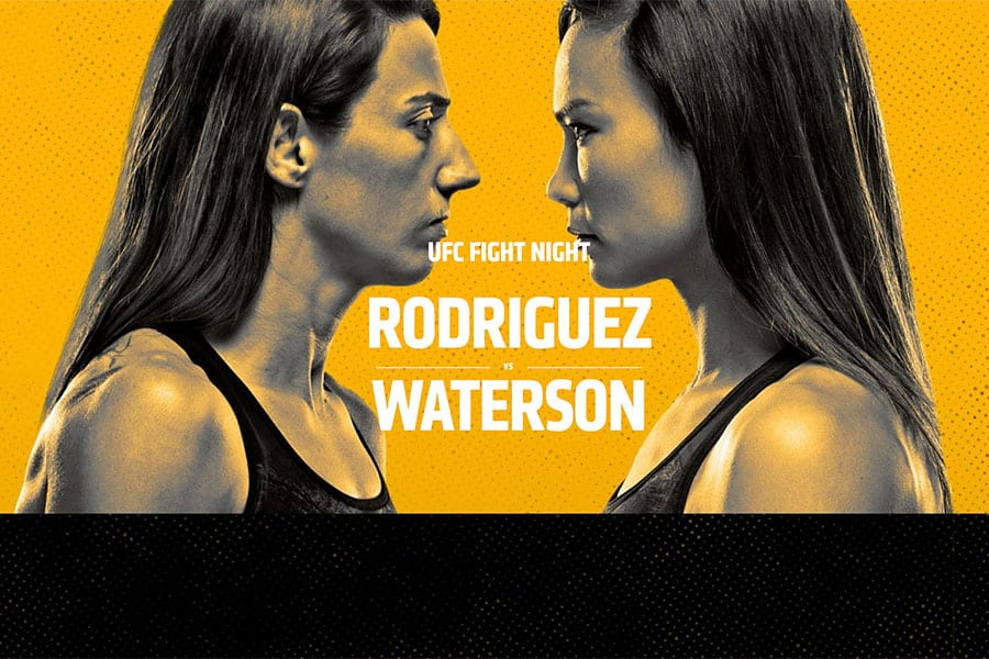 UFC Fight Night: Rodriguez vs Waterson