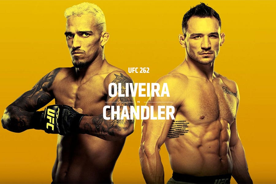 UFC 262 Main Event betting picks