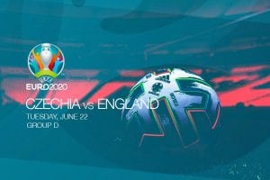 EURO 2020 - Czechia vs England