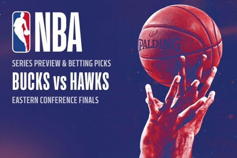 NBA East Finals - Bucks vs Hawks