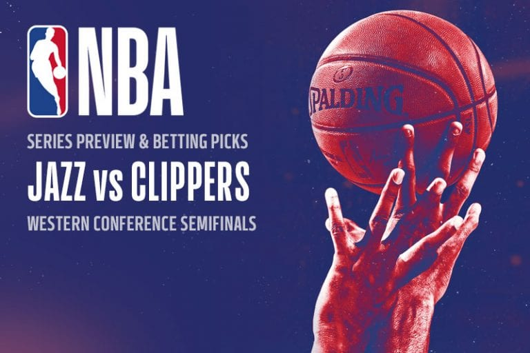 Jazz vs Clippers - NBA Western Conference semifinals