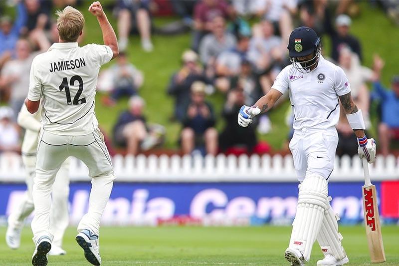 ICC World Test Championship Final - IND vs NZ