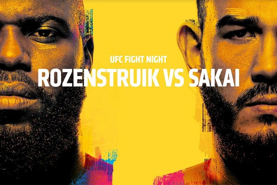 UFC Vegas 28 Main Event betting picks