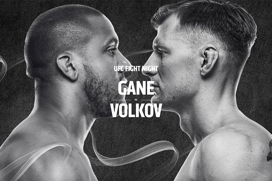UFC Vegas 30 main event - Gane vs Volkov