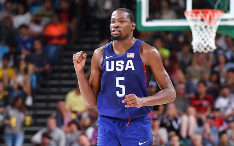 USA v France picks at Olympics - Durant looms as key
