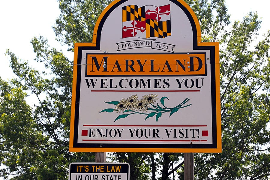 Maryland sports betting news