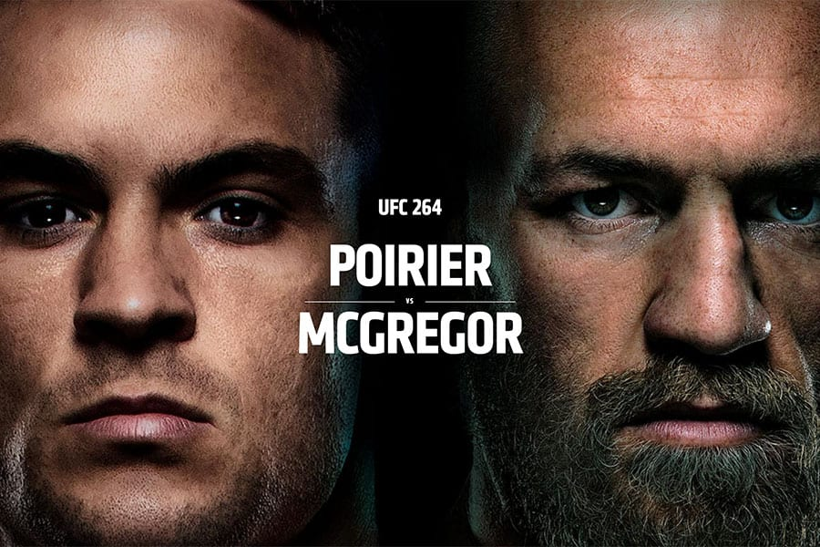 Poirier vs McGregor UFC 264 betting picks