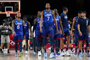 Olympic basketball preview