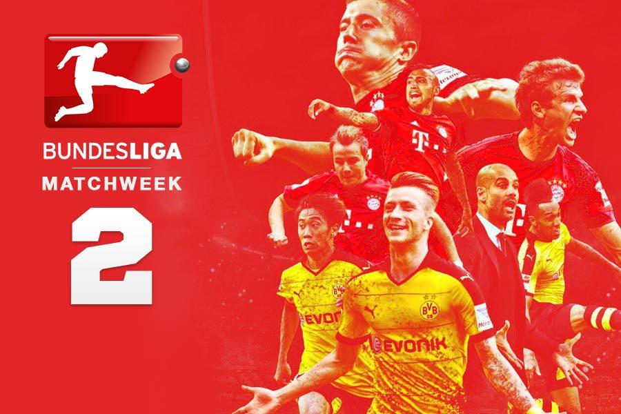 Best bets for Bundesliga Matchweek 2