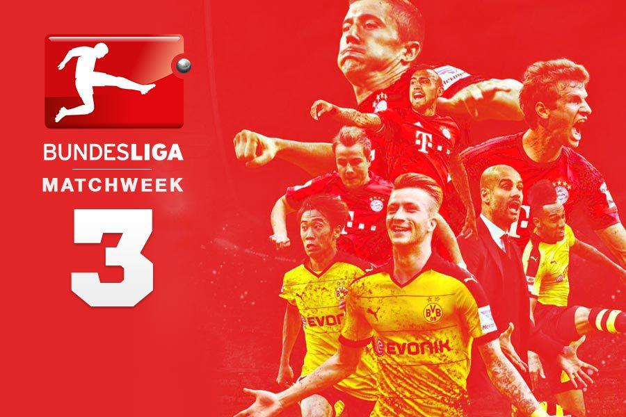 Bundesliga MW3 betting tips