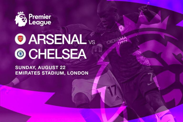 Arsenal vs Chelsea - EPL Matchweek 2