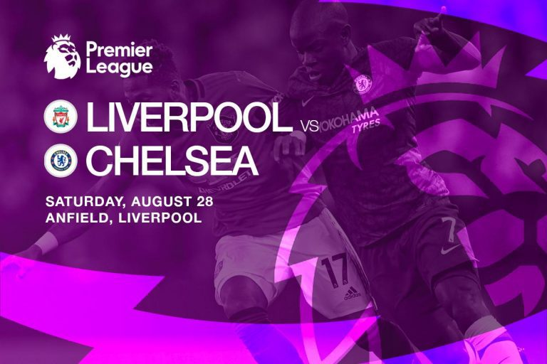 Liverpool vs Chelsea - EPL Matchweek 3