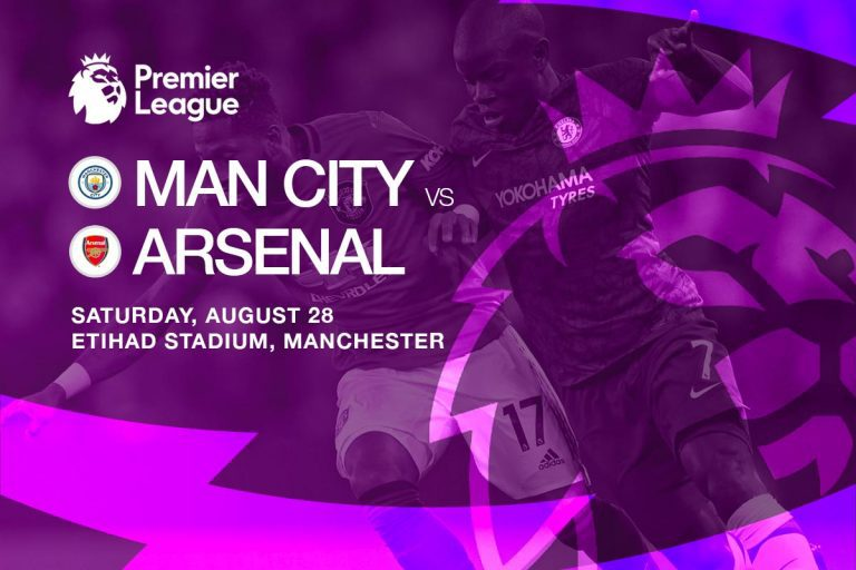Manchester City vs Arsenal - EPL Matchweek 3