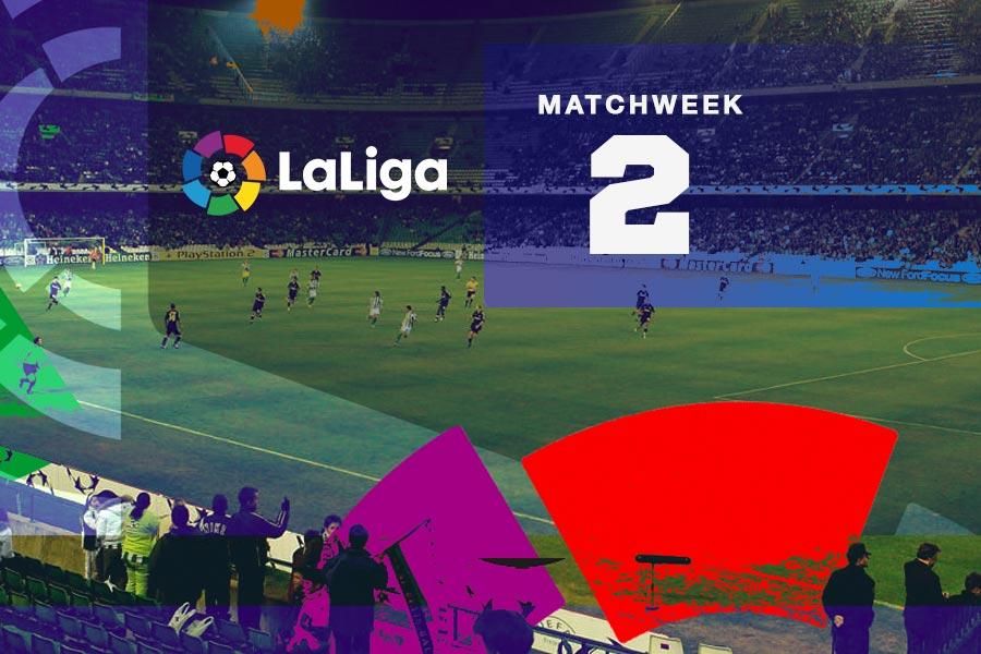 La Liga MW2 betting picks