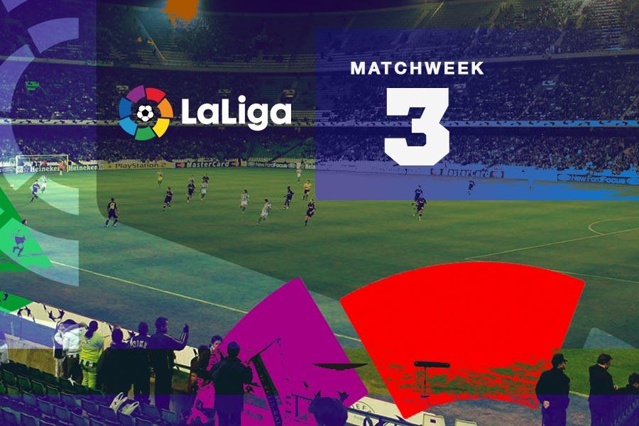La Liga MW3 betting tips