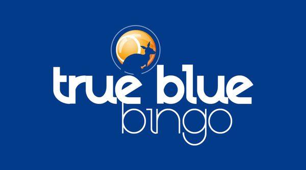 True Blue Bingo Logo